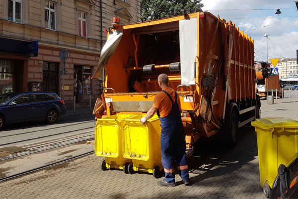 Skip Hire Guaranteed Wast Collection Service