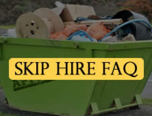 Skip Hire and the Most Commonly Asked Questions (FAQ)
