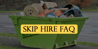 Skip Hire Commonly Asked Questions